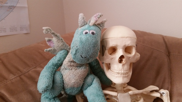Harold and Skeleton